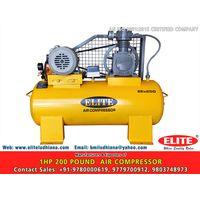 1HP 200 Pound Air Compressor thumbnail image