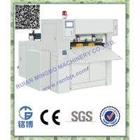 Top quality flat bed paper cup die punching machine(J-DC930)