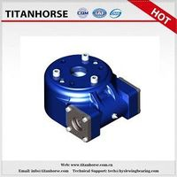 Titanhorse 3 inch high precision slewing drive for CNC machinery and