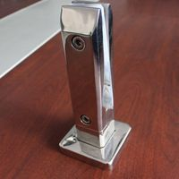 stainless steel glass spigot for frameless fence