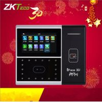 iface301 Multi-language Face+RFID Biometric Time Attendance Access Controller  Face TA &AC ZK teco