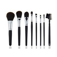 Makeup Brushes with Lip Brush and Concealer Brush thumbnail image