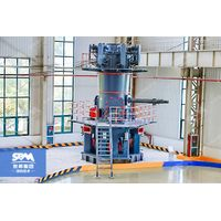 CLUM ultrafine vertical roller mill for ores micro powder making