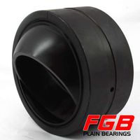 FGB Stainless Steel Radial Insert Ball Bearings GE70ES GE70DO Spherical Plain Thrust Bearings