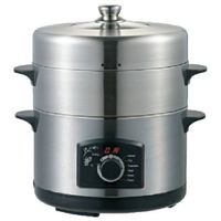 Model#QZ-SYD-26A 2 layers stainless steel food steamer