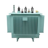 35 Kv Oil Immersed Power Transformer with Kema Certificate thumbnail image