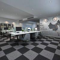 50x50CM office carpet tiles office mats office flooring