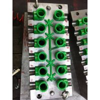 PPR pipes & fittings mould plastic injection mould China