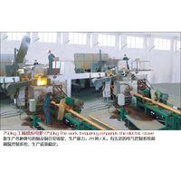 brass ingot horizontal continuous casting machine