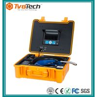 TVBTECH 1/3 Sony CCD Inspection Camera for Sewage Detection Camera