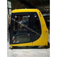 Komatsu PC200E-6 excavator operator cabin