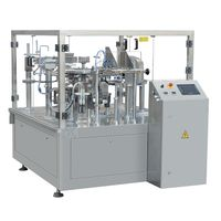 Preformed Bag Waterproof Packaging Machine thumbnail image