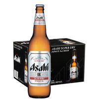 Asahi Super Dry Bottles 24 x 330ml