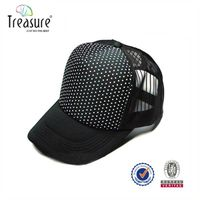 custom trucker cap hat mesh cap