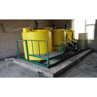 automatic chemical dosing system, dosing system,chemical Dosing system for PAM PAC