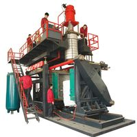 YF water tank blow molding machinery