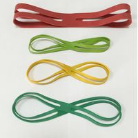 Vary Size Silicone Rubber H Cross Band X Rubber Bands