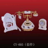ceramic telephone