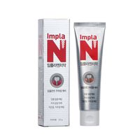 IMPLA-N Toothpaste for Oral Care, Implants, and Sensitive Teeth and Gums, Non-Abrasive