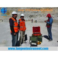 LANGEO WTEM-2 GPS Deep Transient Electromagnetic System