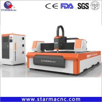 500w 1000w Fiber Laser Cutting metal Machine