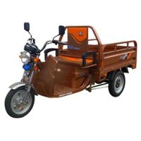 pure electric tricycle thumbnail image