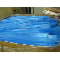 PMMA-ACRYLIC Strips (Labels Cut-OFF) (Extrusion Grade) Mix Colors Scrap - Waste thumbnail image