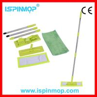ISPINMOP microfiber flat mop refill thumbnail image