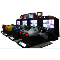 Out Run II SDX 55 Inches Amusment Coin Operated Games Machine Dedicated Machine