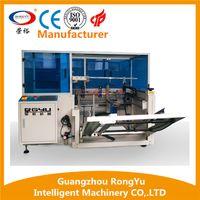 Automatic industrial case erector opener box carton opening machine