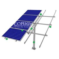GM4 solar panel mounting brackets