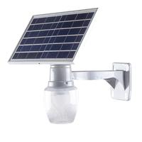 Solar Street Lamp Apple Peach Intelligent Light-Controlled Induction Lamp Outdoor Waterproof Landsca thumbnail image