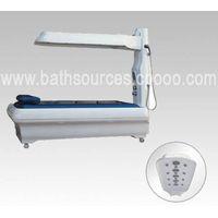 Vichy shower SPA bathtub / Luxury Vichy Rain Shower / Hydraulic Massage Bed