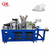 Automobile fuel filter paper machinery