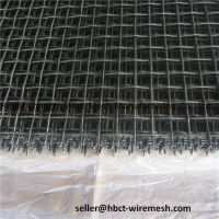 Heavy Duty 65 Mn Double Crimped Wire Mesh Professional For Quarries thumbnail image