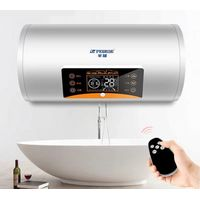 Water heater, electric household water storage type small 50/60 liter L80 bathroom