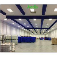 Aedis fabric hvac duct application in milk powder factory.