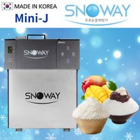 SNOWAY, Snow Flake Ice Machine, Mini-J thumbnail image