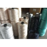 Sequin yarn