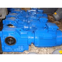 Shandong guomao K series hot sale electric gear motor