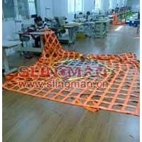 China supplier webbing cargo net lifting net cargo holding cargo secure cargo control