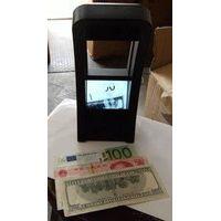 KOBOTECH KB-50 Currency Detectors / Document Detectors ( UV IR MG W )