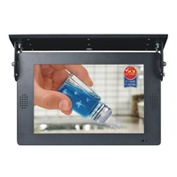 15, 19 inch Bus LCD advertising screen thumbnail image