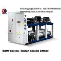 Room cooling dedicated precision temperature control air conditioning BUSCH water cooled screw chill thumbnail image