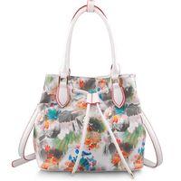 Guangzhou Supplier Fashionable Printing PU Leather Ladies Handbag (LY05040) thumbnail image