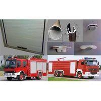 TBF roll up shutter door, truck and trailer roll up door, vehicle roll up shutter-104000 thumbnail image