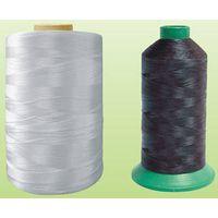 100%polyester thread