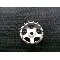 precision stainless steel cnc machining parts low volume cnc machined parts