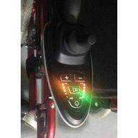 Joystick Controller for Functional Electric Wheelchair