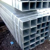 Hot dip Galvanised Square and Rectangular Steel Pipe (ASTM A54/A53M-07; ASTM A500/A500M-07) thumbnail image